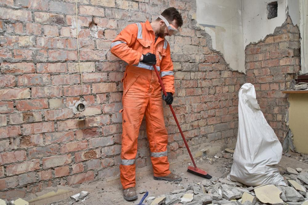 Services d'entretien et nettoyage en Loire-Atlantique fin de chantier Nantes