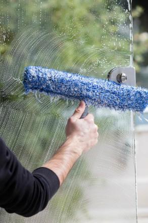 nettoyage de vitrine