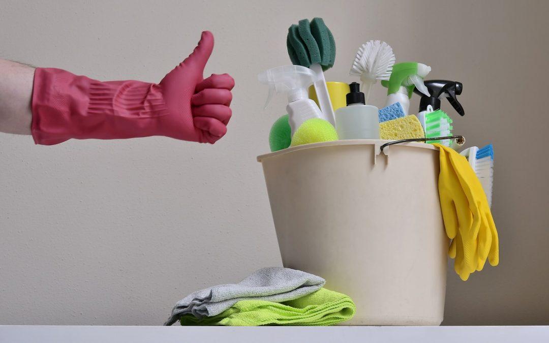 Nettoyage après sinistre : Faites appel à des professionnels