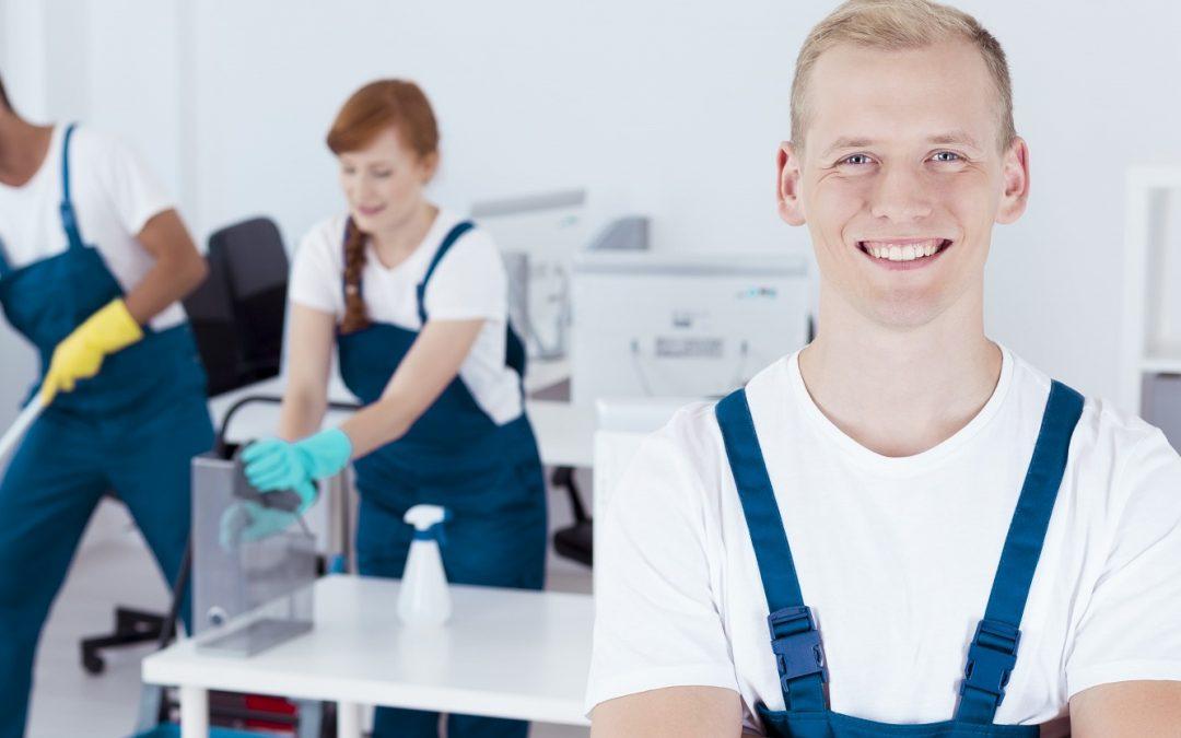 Sociétés de nettoyage industriel, quelles spécificités ?