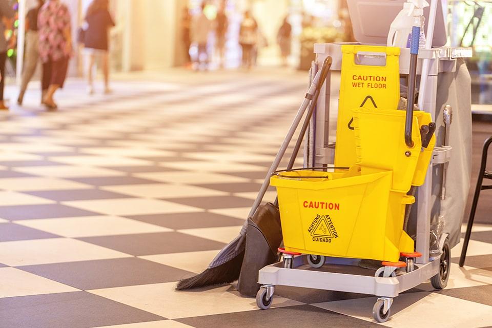 Jet Nettoyage, entreprise de nettoyage à Nantes