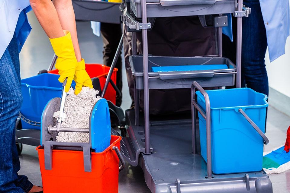 Entretien et nettoyage de copropriétés à Nantes