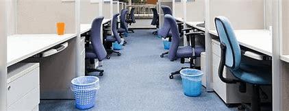 Le recrutement dans le secteur du nettoyage de bureaux