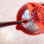 serpillère pour nettoyer une maison