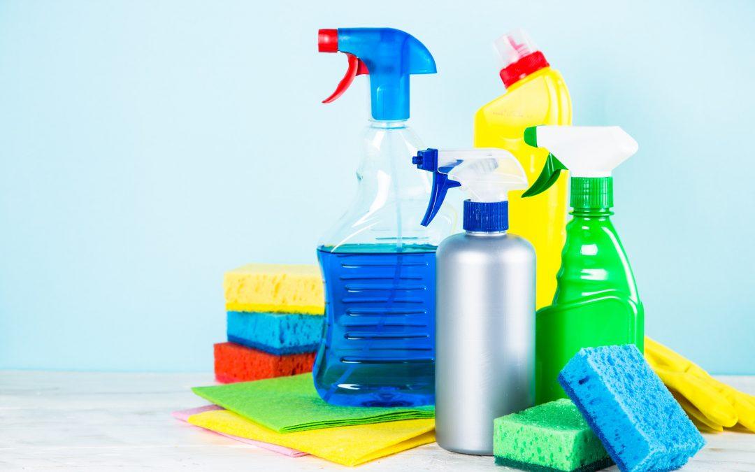 Quels produits pour le nettoyage industriel ?