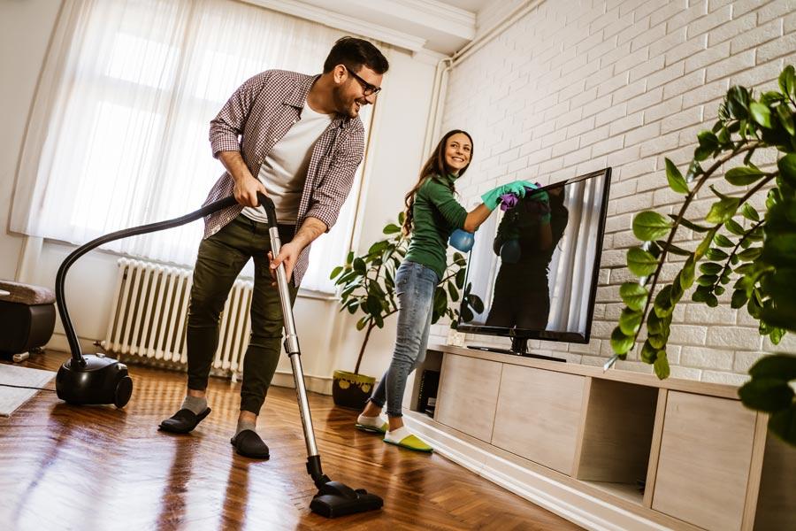 Nettoyage à Nantes Appartement fin de bail